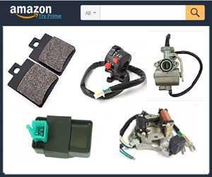 Dazon ATV parts