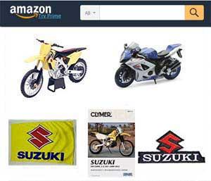 discount Suzuki 4 wheeler parts
