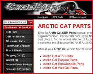 oem Thundercat parts