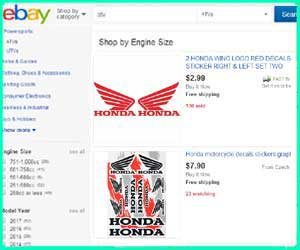 cheap Gold Wing parts