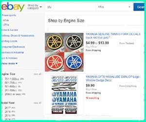 cheap YFM350R parts
