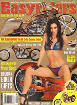 Easy Rider motorcycle magazine