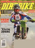 Dirt Bike - the magazine