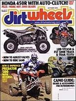 Dirt Wheels Quad Magazine