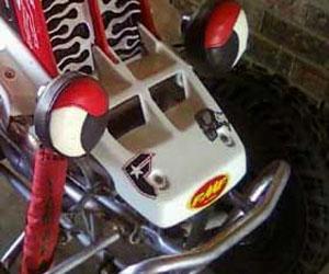 parts for a Banshee 4 wheeler