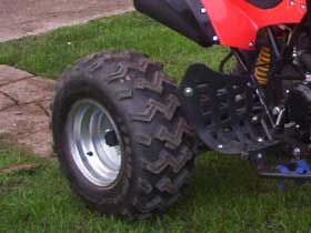 parts for a Blaster 4 wheeler