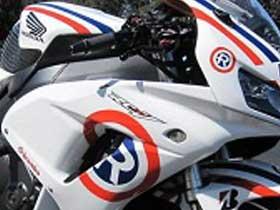 parts for a Honda CBR 1000RR