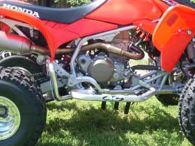 parts for a Honda Quad
