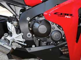 parts for a Honda street bike