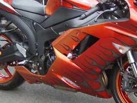parts for a Kawasaki ZR