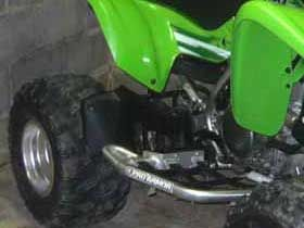 parts for a Mojave 4 wheeler