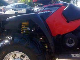 parts for a Polaris Sportsman