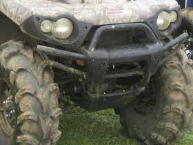 parts for a Prairie 4 wheeler