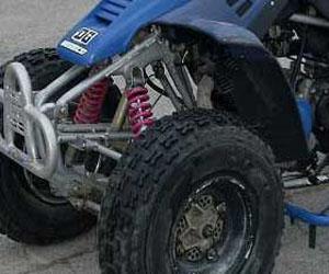 parts for a Warrior 4 wheeler