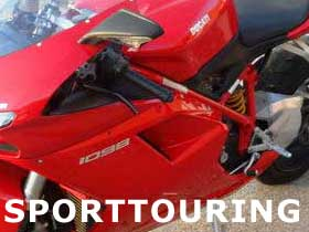 parts for a Ducati Sporttouring
