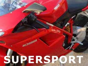 parts for a Ducati Supersport