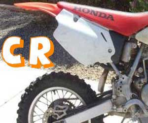 parts for a CR 250