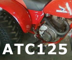 parts for a Honda ATC125