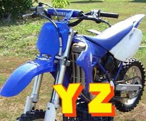 parts for a YZ 50