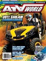 quad ATV World magazine