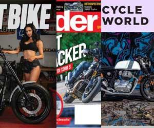 street bike magazines