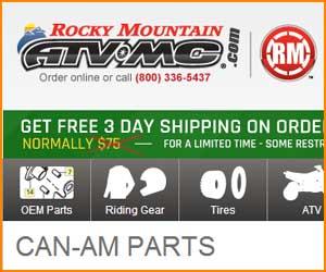 OEM Rally parts