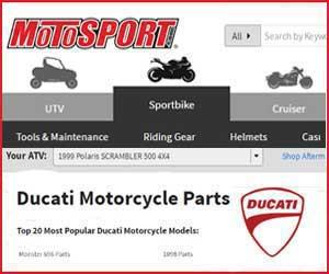 ducati street bike parts