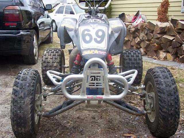 01 Blaster quad