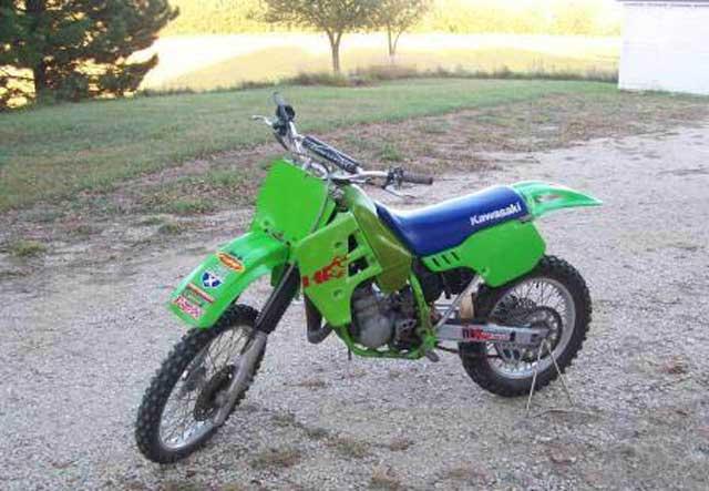 1988  KX 125
