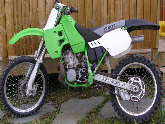 1997 Kawasaki 500cc