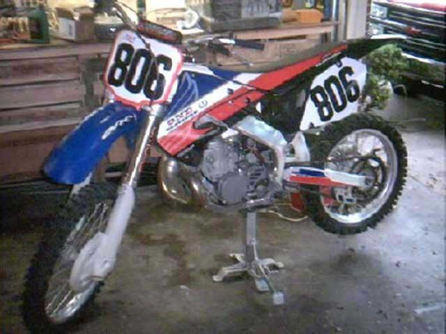 1998 CR 250