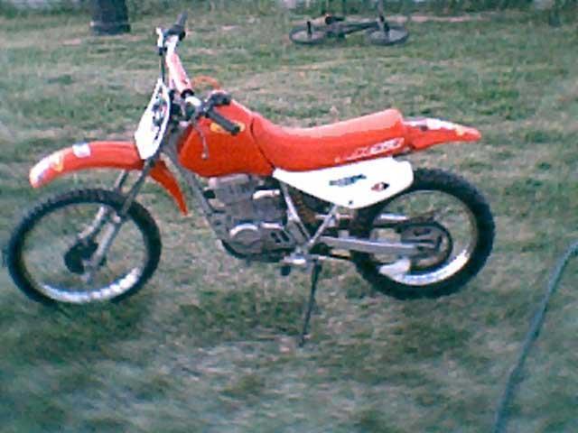 2000 Honda XR 100R