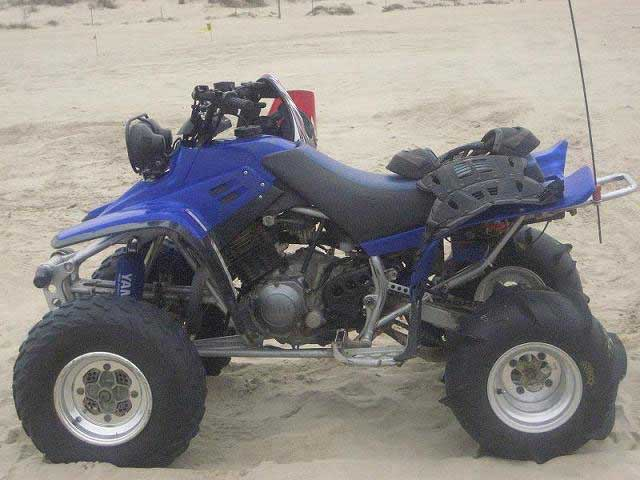 2000 Yamaha Warrior 350