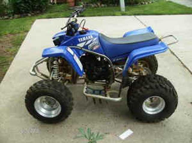 2001 Blaster