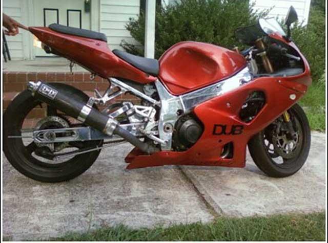 2001 GSXR 1000