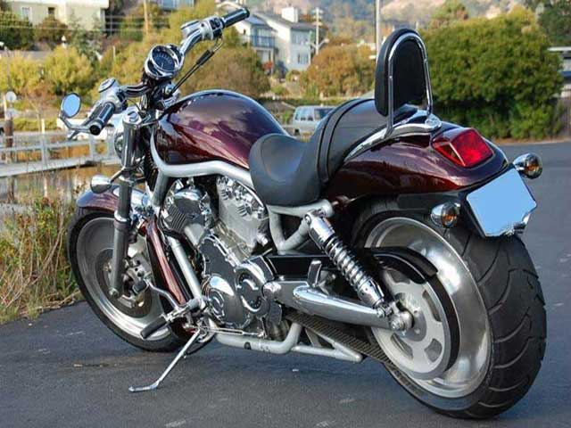 2003 Harley VRSC bike
