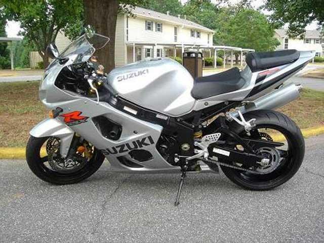 2003 Suzuki GSXR