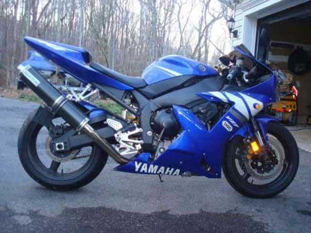 2003 Yamaha YZF R1