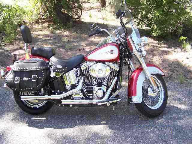 2004 Harley Davidson Softail