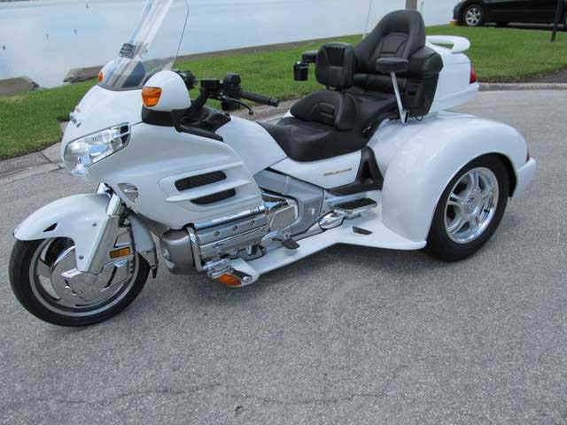 2004 Honda Goldwing trike