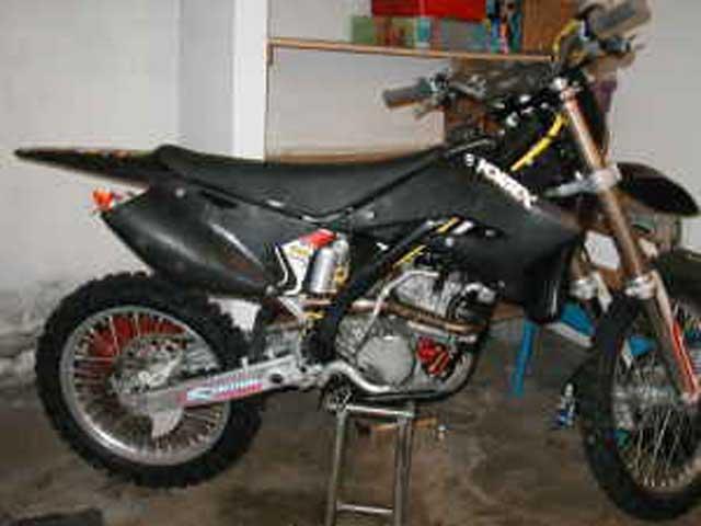 2004 RMZ250