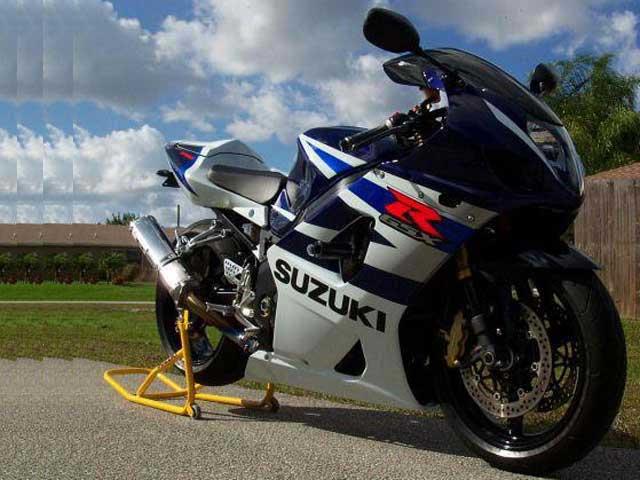 2004 Suzuki GSXR 1000