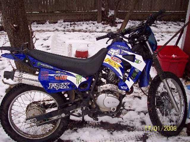 2005 200cc Sunl Enduro