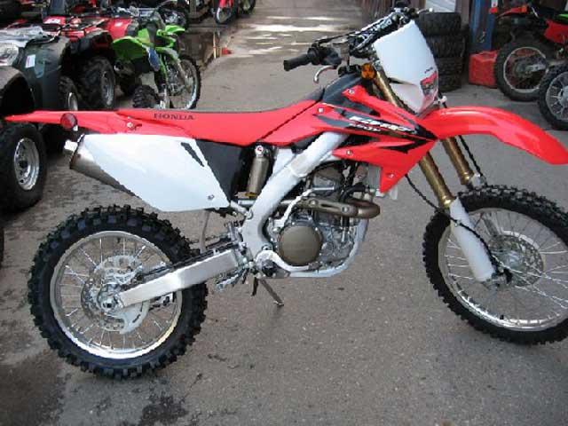 2006 CRF250X
