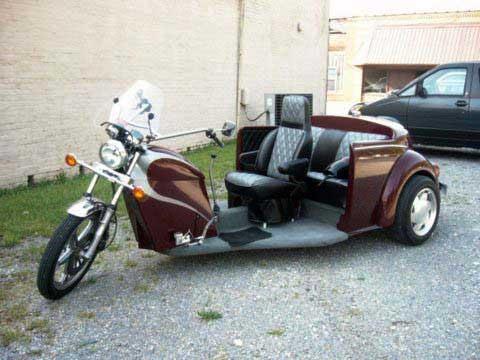 custom Volkswagen trike
