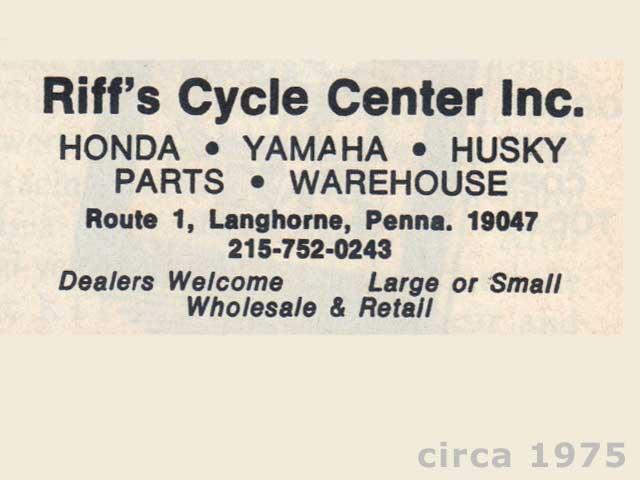 Riff Cycle Langhorne PA