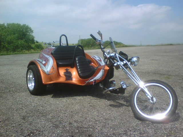Vw Trike Pictures http://www.bikes-trikes-and-quads.com/trike-photos.htm