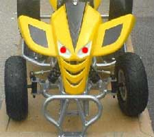 Go Scoot 4 wheeler repair