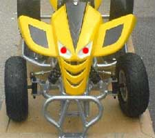 Jackel 4 wheeler repair