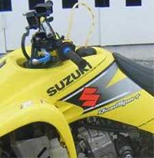 Suzuki Eiger repair